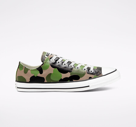 Archival Camo Chuck Taylor All Star Low Top