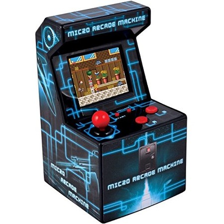 Idea de regalo original: máquina Mini Recreativa Arcade Ital con 250 juegos por 18,90 euros en Amazon