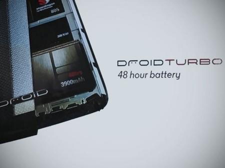 Droid Turbo Batería