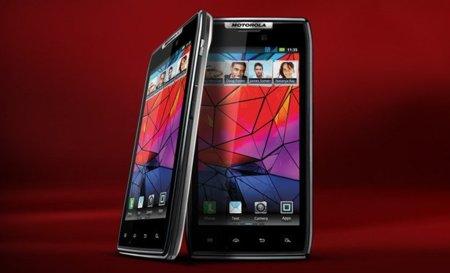 Los Motorola RAZR de Movistar se actualizan a Android 4.0 (Ice Cream Sandwich)