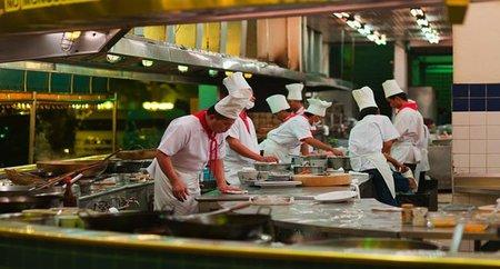 Aprender la cocinar en diferentes hoteles alrededor del mundo