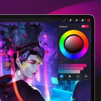 Procreate se actualiza para abrazar los nuevos iPad Pro y mejorar sus herramientas e interfaz