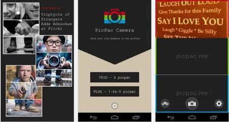 PicPac Camera, una aplicación para el efecto Adesokan