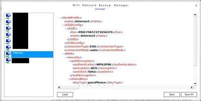 Wifi Network Backup, la herramienta ideal para realizar copias de seguridad de nuestra configuración WiFi