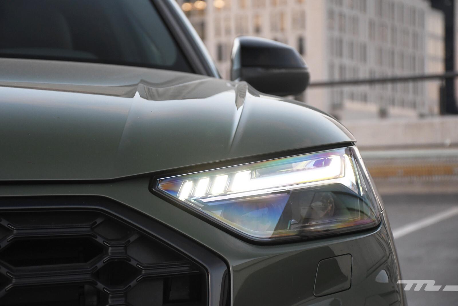 Foto de Audi Q5 2021 (prueba) (10/24)