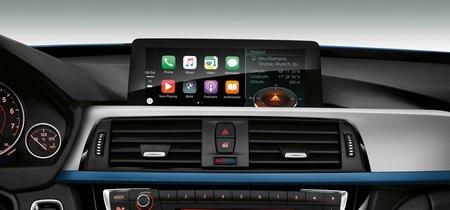 BMW quiere cobrar una cuota mensual por utilizar Apple CarPlay