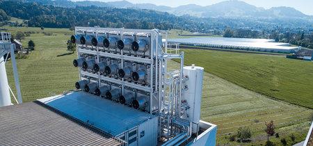 Succionar el CO2 del aire: la no tan alocada solución al calentamiento global que ya está en marcha