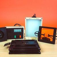 Ampliadora Intrepid 4x5: un curioso dispositivo para ampliar y escanear negativos en el camino