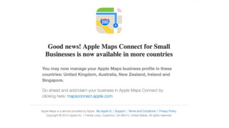 Maps Connect, la herramienta de presencia para negocios se estrena en nuevos países