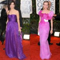 Todas las invitadas a los Golden Globes 2010 (I)