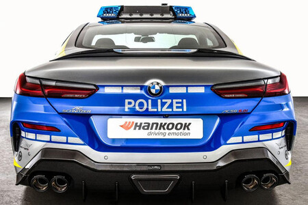 Bmw M850i Polizei Por Ac Schnitzer 5