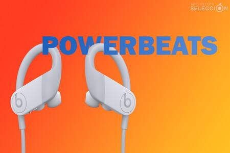 Haz deporte sin miedo al sudor con los auriculares Bluetooth Powerbeats a 92 euros en Amazon, su nuevo mínimo histórico