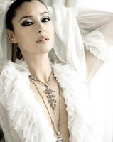 Mónica Bellucci, una joya de Cartier