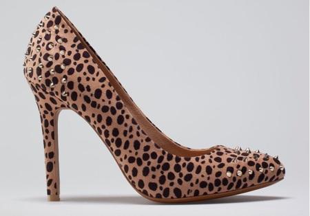 zapatos bershka leopardo