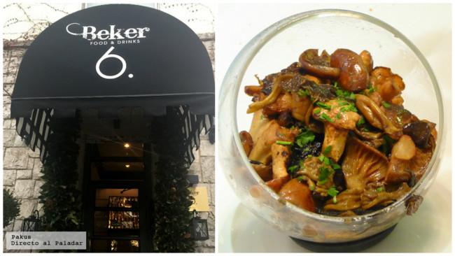 Restaurante Beker1