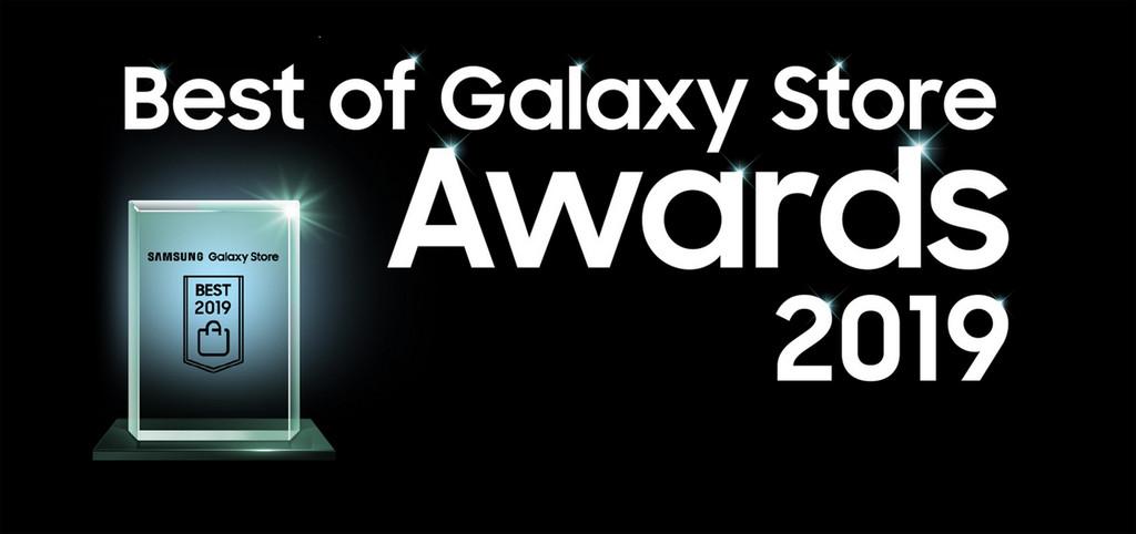 Samsung anuncia los mejores games y aplicaciones de 2019 en Galaxy™ Store