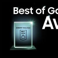 Samsung anuncia los mejores juegos y aplicaciones de 2019 en Galaxy Store