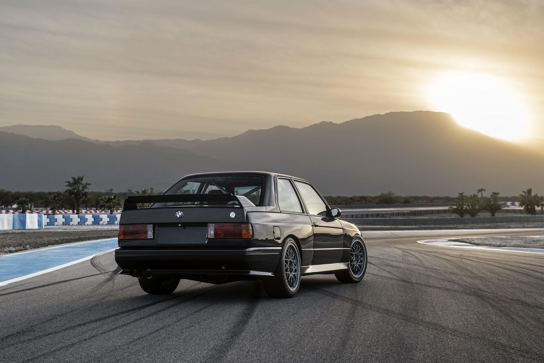 Foto de Redux BMW M3 E30 restomod (3/29)