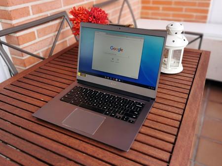 Acer Chromebook 714, análisis: un portátil aparentemente convencional que replantea nuestra dependencia de Windows y macOS