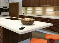 Recarga sin cables integrada en encimeras y mobiliario de DuPont Corian