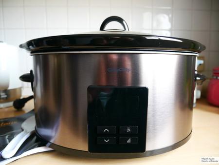 Análisis de ChupChup: así es la olla de cocción lenta low cost de Cecotec, aún más barata que la Crock-Pot