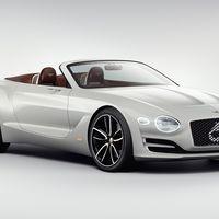 Bentley EXP 12 Speed 6e Concept, todo lo que un Bentley 100% eléctrico debería ser