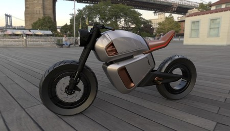 Nawa Motocicleta Electrica 1