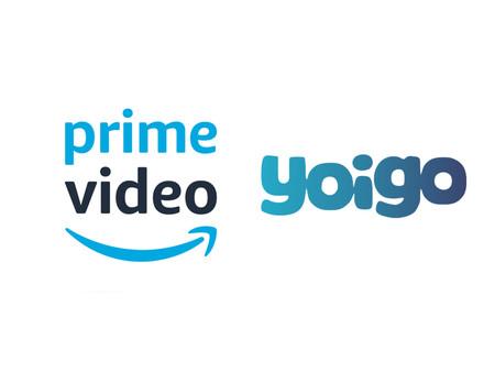 Amazon Prime Video se incorpora al catálogo de Agile TV, la televisión que distribuye Yoigo