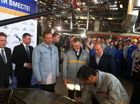 Renault, Nissan y Avtovaz cimentan su dominio de Rusia con más capacidad de producción