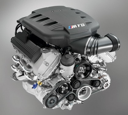 Motor BMW M3 V8
