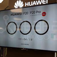 Huawei P20 Pro, el primer teléfono con tres cámaras llegará a México el 19 de abril
