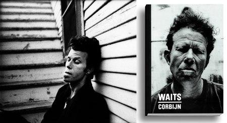 Libro edición limitada Waits-Corbijn 77-11, las mejores fotografías de Tom Waits