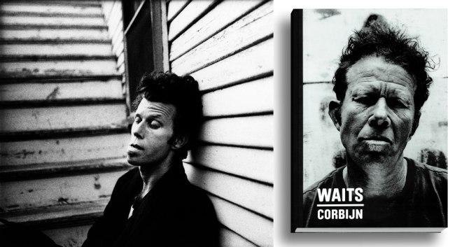 Libro edición limitada Tom Waits-Corbijn 77-11