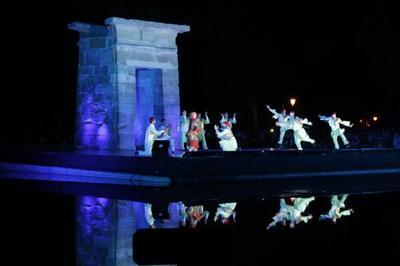 Sumérgete en Egipto. Concierto en el Templo de Debod de Madrid