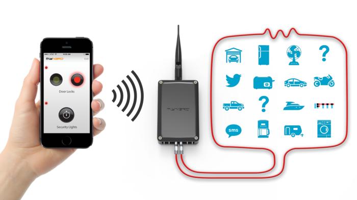My N3RD permite que controles todos tus dispositivos vía WiFi