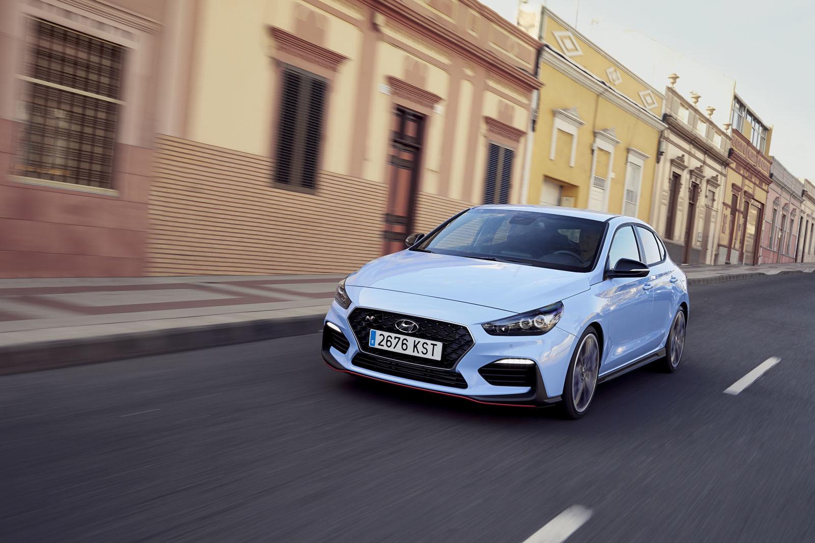 Foto de Hyundai i30 Fastback N 2019 (presentación) (3/125)