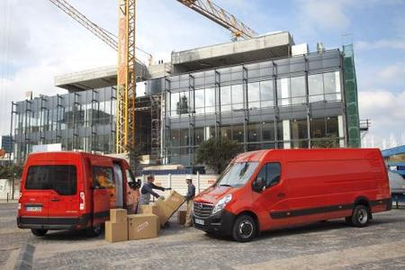 Nuevo Opel Movano