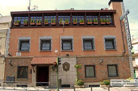 Restaurante Casa Pedro. Tradición madrileña con siglos de historia