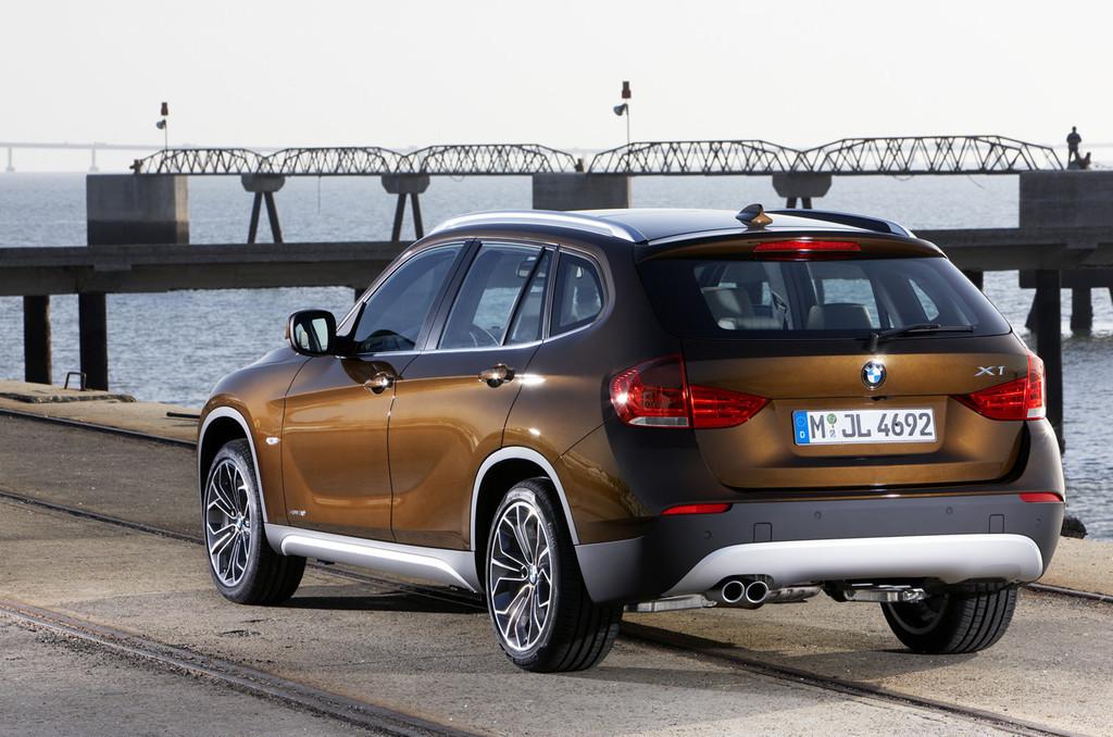 Foto de BMW X1 (115/120)