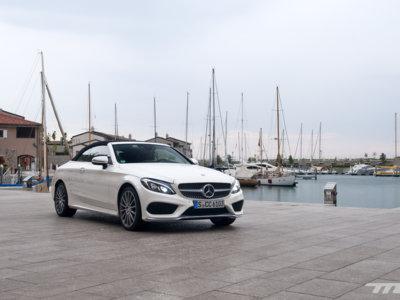 Mercedes-Benz Clase C Cabrio: al volante de este silencioso y cómodo descapotable