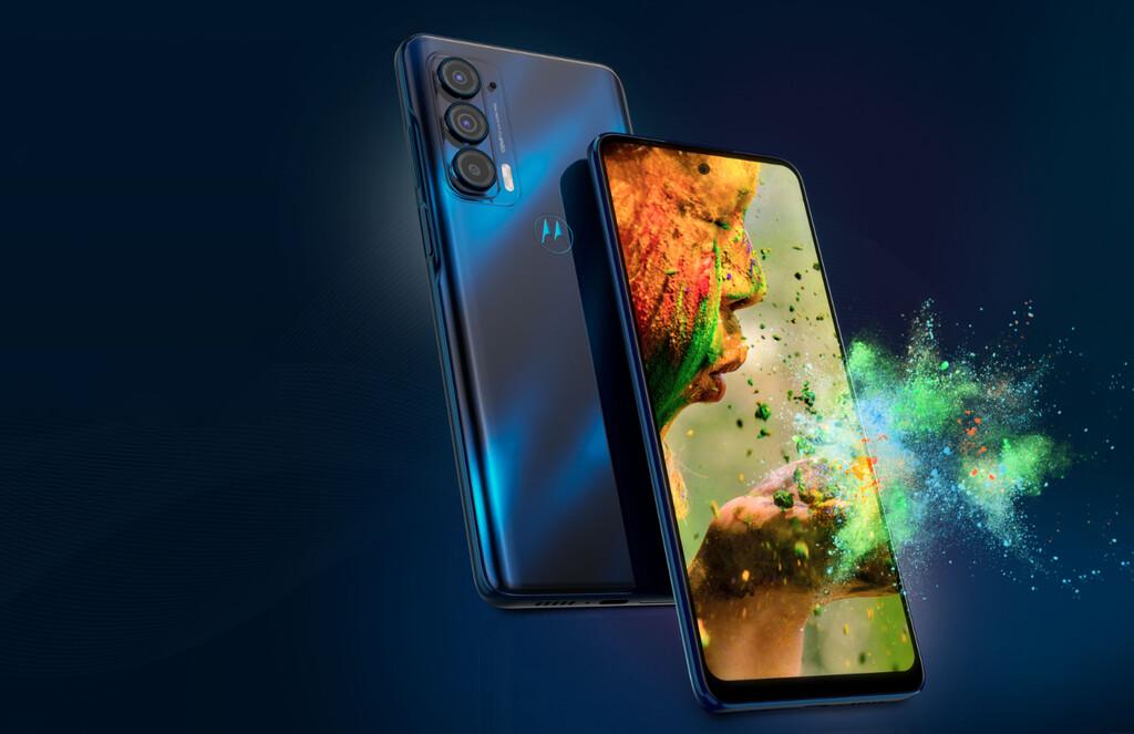Motorola Edge (2021): el nuevo Edge pierde la pantalla curva y apuesta por los 144 Hz y los 108 MP