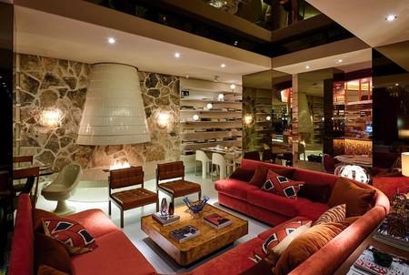 Le Club Sushita, un nuevo (y sofisticado) restaurante que se inspira en el apartamento de Karl Lagerfeld