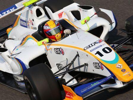 Buenas expectativas españolas en Nurburgring