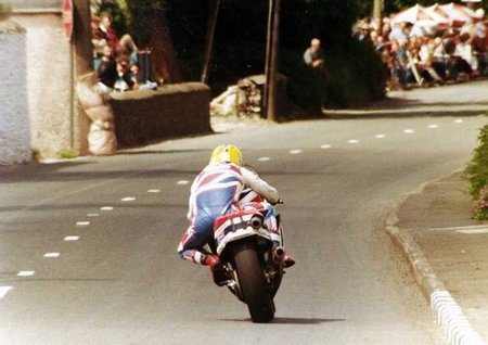 Joey Dunlop 1983 TT Greeba