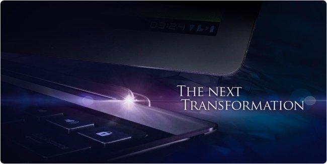 ASUS Transformer Prime, primeras especificaciones oficiales