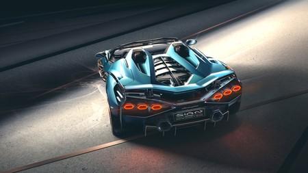 Lamborghini Sian Roadster 2020 007