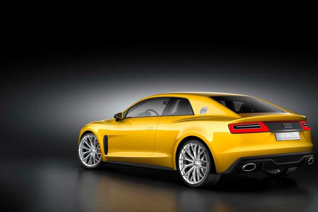 Foto de Audi Sport Quattro Concept (1/5)