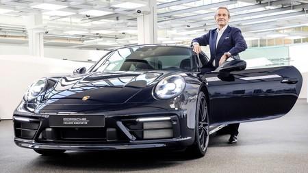 Porsche 911 Belgian Legend Edition 2020 6