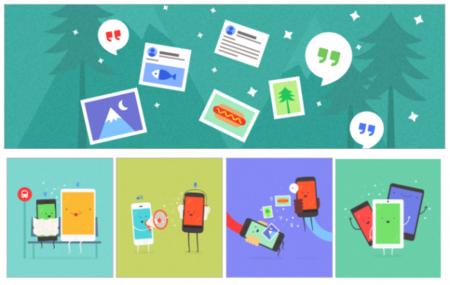 Copresence, el posible sistema de Google para compartir archivos entre dispositivos