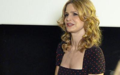 Kyra Sedgwick despide a 'The Closer' en Madrid